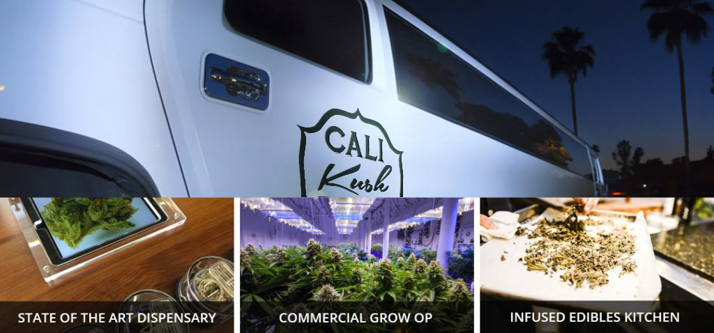 Hollywood VIP Reserved Cannabis Tour Graphic