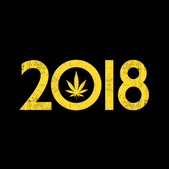 2018 Marijuana Graphic