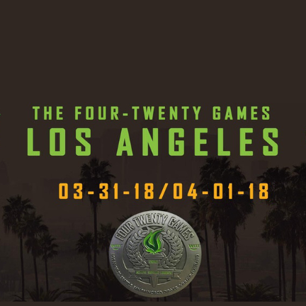 2018 420 Games - Los Angeles