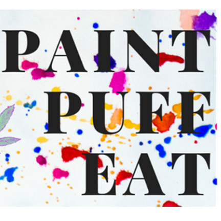 "SECRET ""PAINT. PUFF. EAT"""